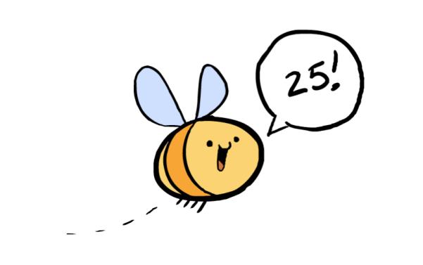 yeah bees!